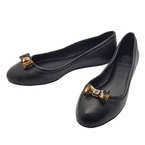 New in box Tory Burch Joline leather flats 8.5